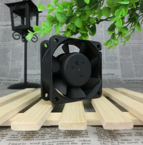 NIDEC D06T-12P3S2  60*60*25mm DC12V 0.3A AJ 3 Lines Ball Large Wind Cooling Fan