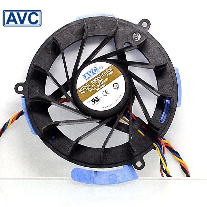 AVC  BN06015B12H 12V 0.36A 65x65x15mm GX5 GX6 740 745 755 Hard fan