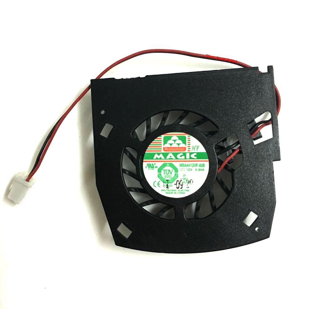 MAGIC MBA4412HF-A09 12V 0.24A GPU CPU cooling fan