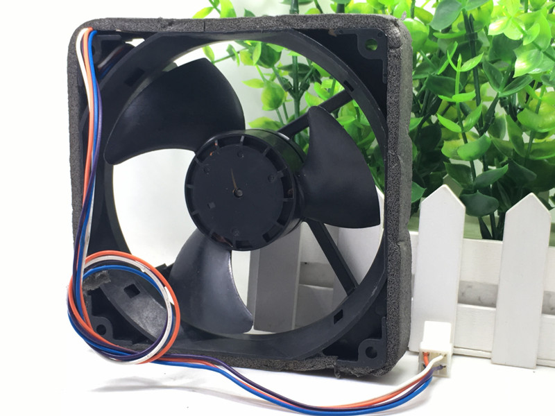 Nidec U12E12MS4A3-57 J232 12V 0.17A waterproof silent cooling fan