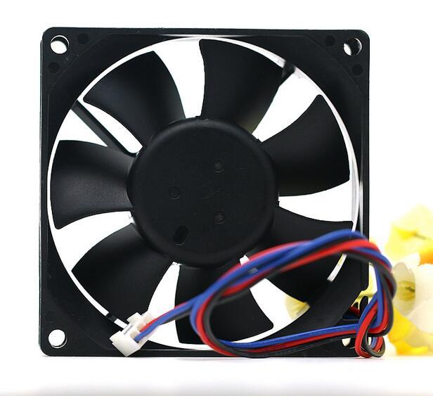 delta AUB0824VH DC24V 0.21A  8CM  3-wire cooling fan