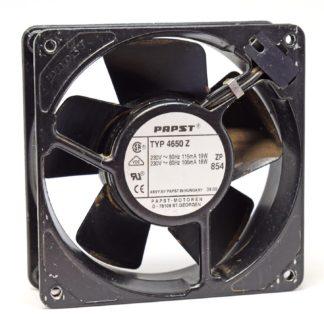EBMPapst 4650Z  230VAC Box  Axial Fan