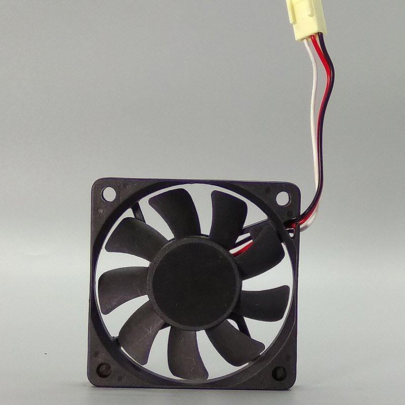 SUNON KDE16PFV2 6cm 12V 1.0W slim 60*60*10mm magnetic bearing cooling fan