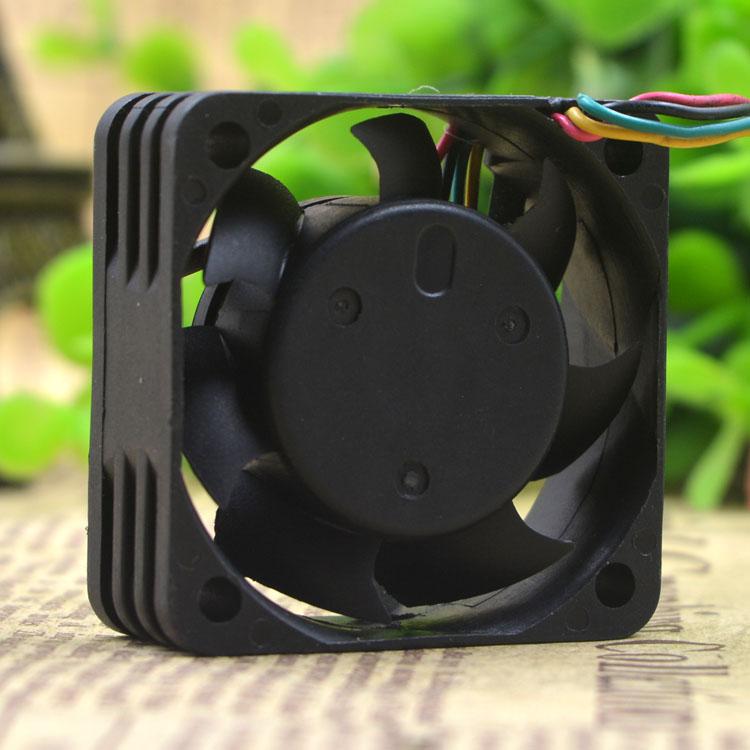AVC DA04015B12H  12V 0.26A 4-wire PWM temperature control cooling fan