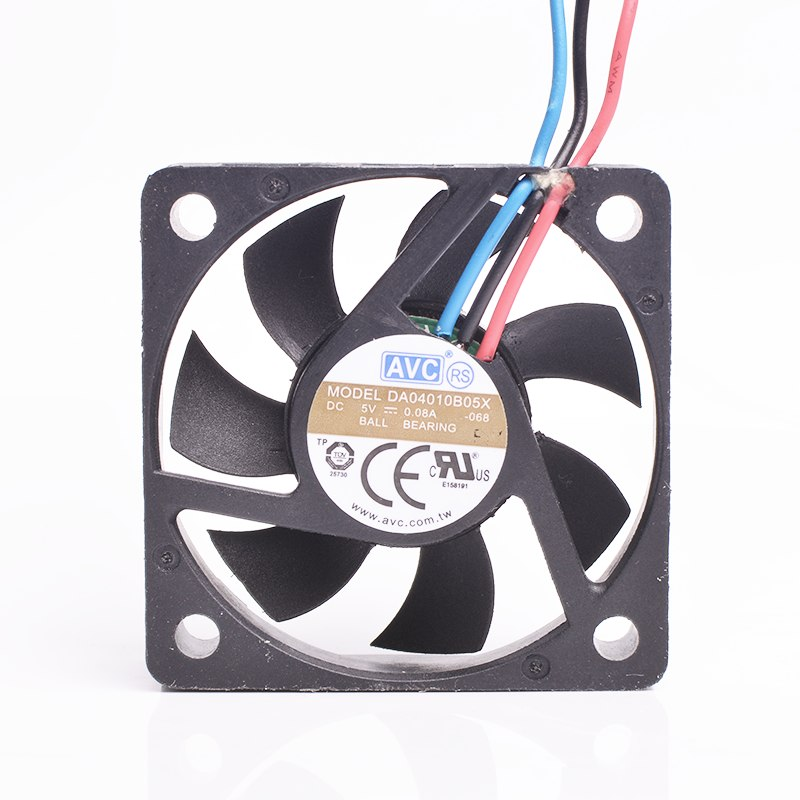 AVC DA04010B05X 0.08A 5V cooling fan