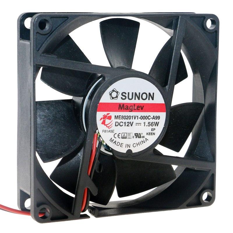 Sunon ME801V1-000C-A99 DC 12V 1.56W cooling fan