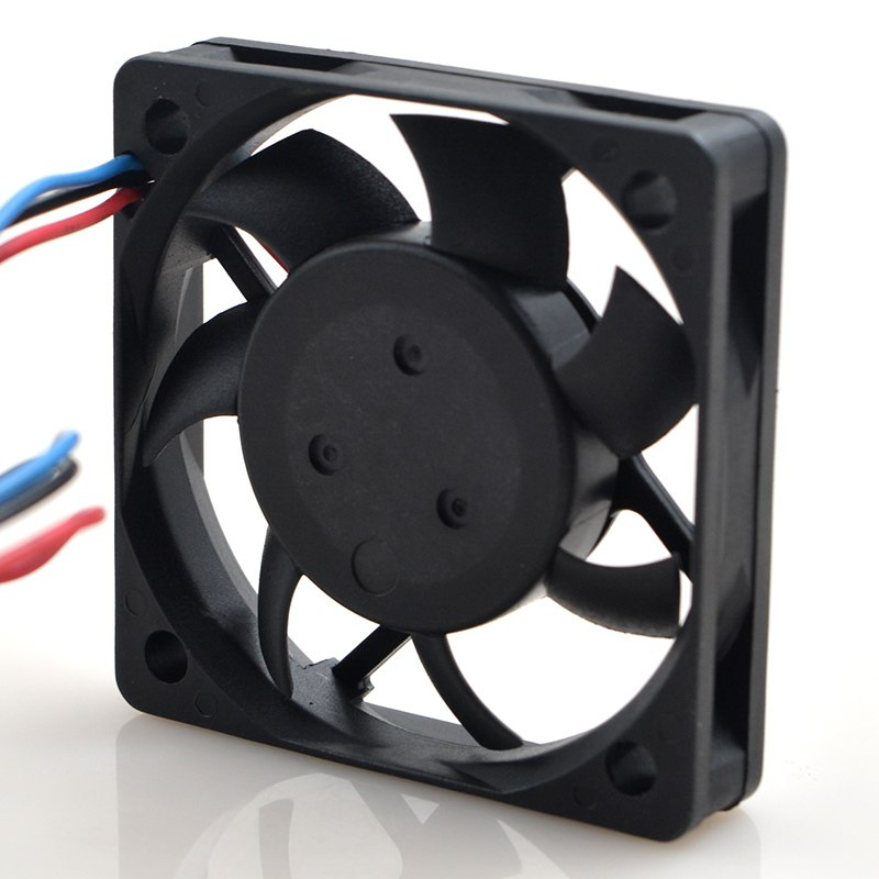 Delta EFB0512HA DC12V 0.15A 3-wire Ball Bearing Cooling Fan