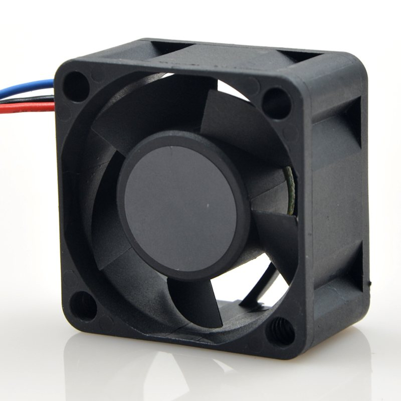 Y.S Tech FD124020EB 4CM DC12V 0.12A 3PIN double ball cooling fan