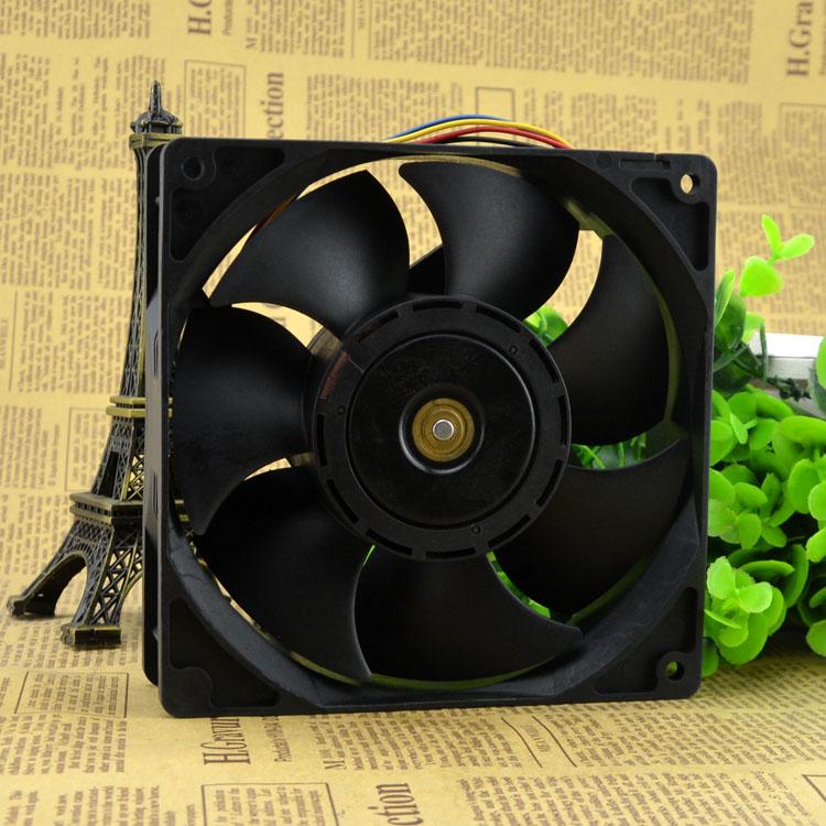 AVC DATA1338B4H 24V  0.65A  dual ball bearing cooling fan