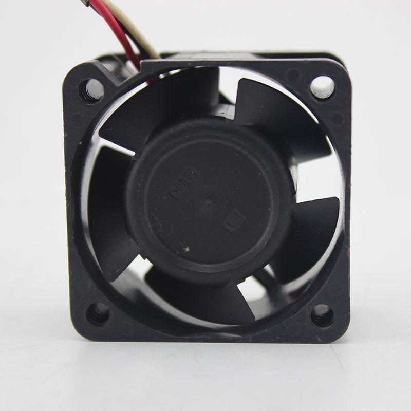 NMB 1608VL-04W-B69 40*40*mm 12VDC 0.17A 3pin cooling fan