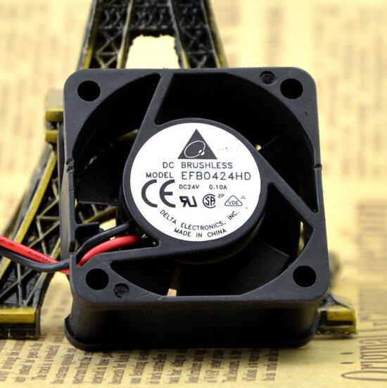 Delta EFB0424HD 40*40*20 24V 0.1A 4CM dual ball inverter fan