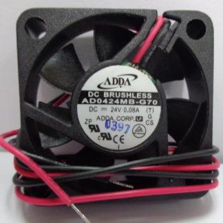 ADDA AD0424MB-G70 4CM  DC24V 0.08A Inverter cooling fan