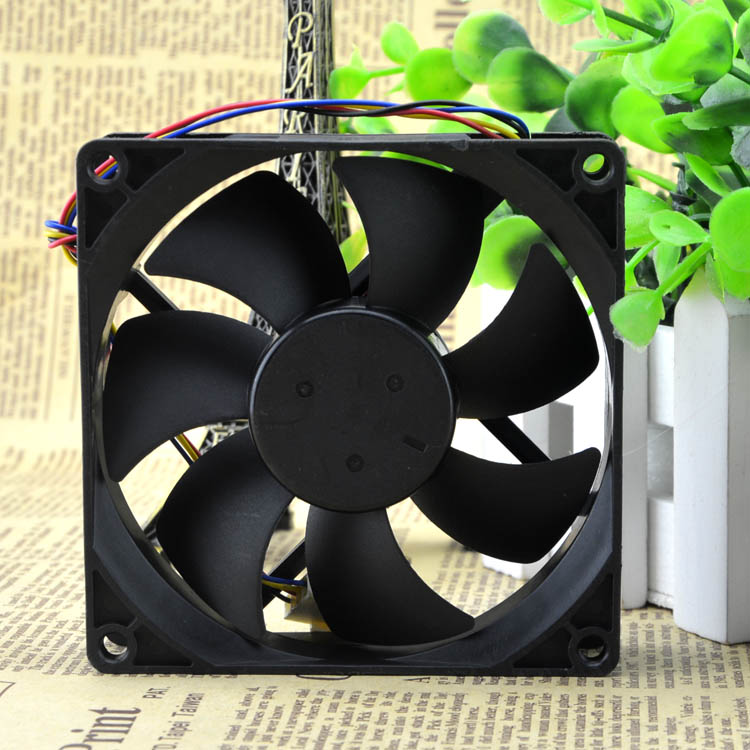 AVC DS09225R12MP012  DC12V 0.20A 4-pin  cooling chassis fan