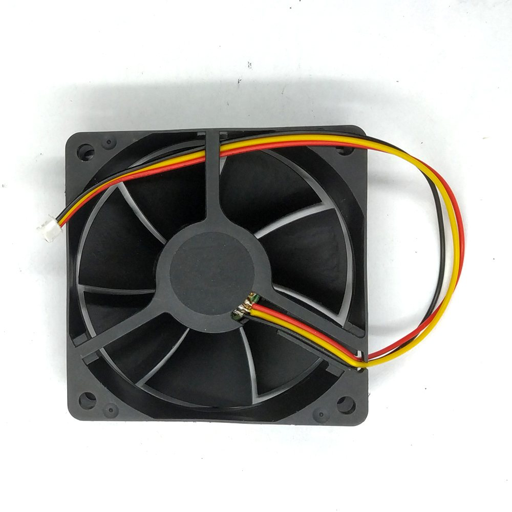 SUNON KDE1207PKV1 DC12V 2.0W 3-Lines Server Cooling Fan
