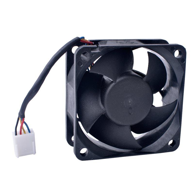 AVC DS06025R12E DC12V 0.2A 4wire hydraulic bearing fan