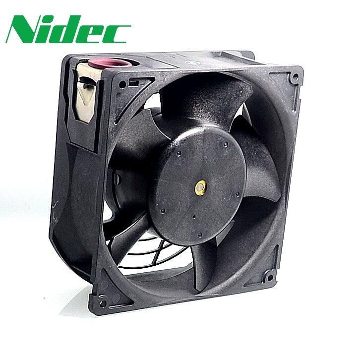 Nidec TA600DC A34969-90 15CM 12V 10A dual ball bearing cooling fan