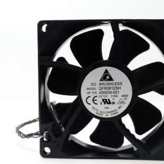 Delta QFR0812SH DC12V 0.50A 8CM 4-lines Cooling Fan