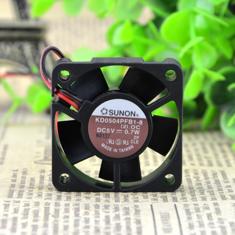 SUNON KD0504PFB1-8 5v 0.7W ball bearing fan