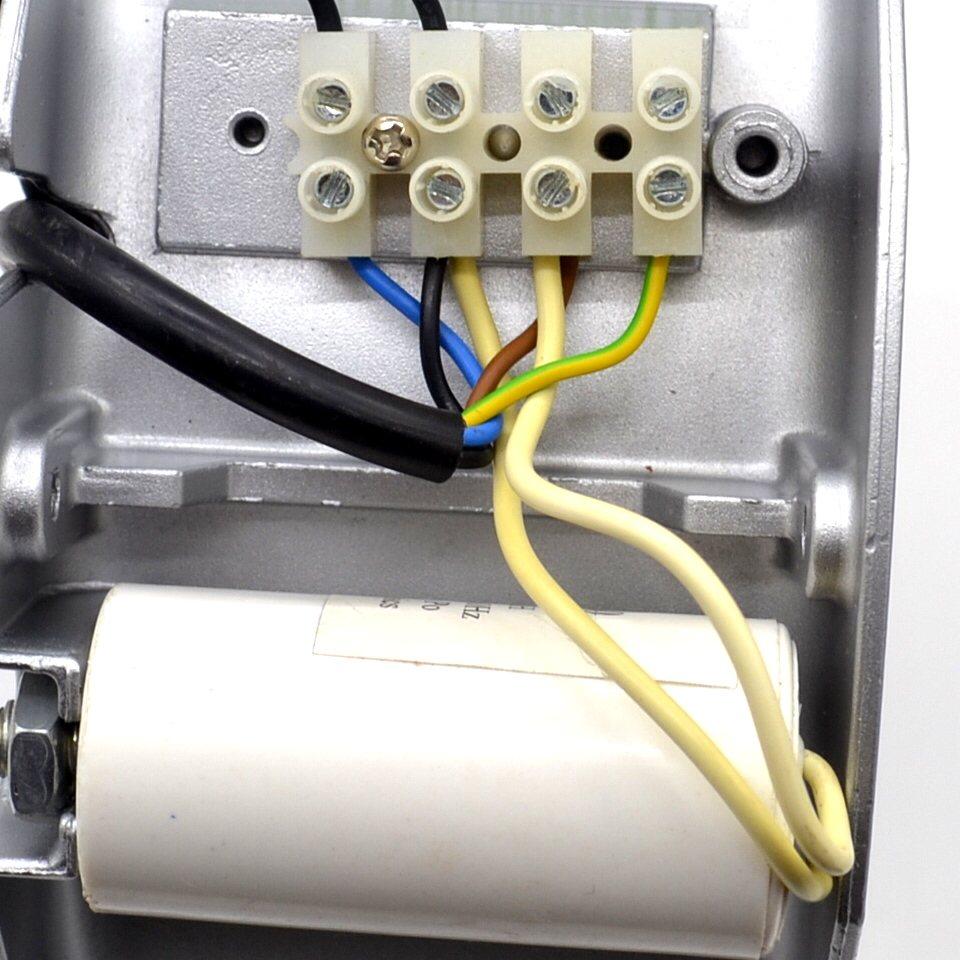 PAPST W2E200-HH38-01 AC230V 64/80W cooling fan