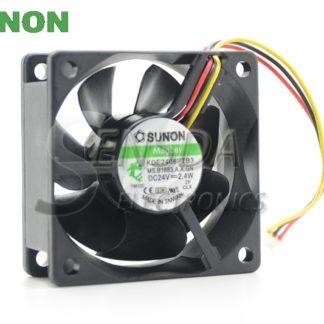 SUNON KDE2406PTB3 6CM 24V 2.4W axial cooling cooler
