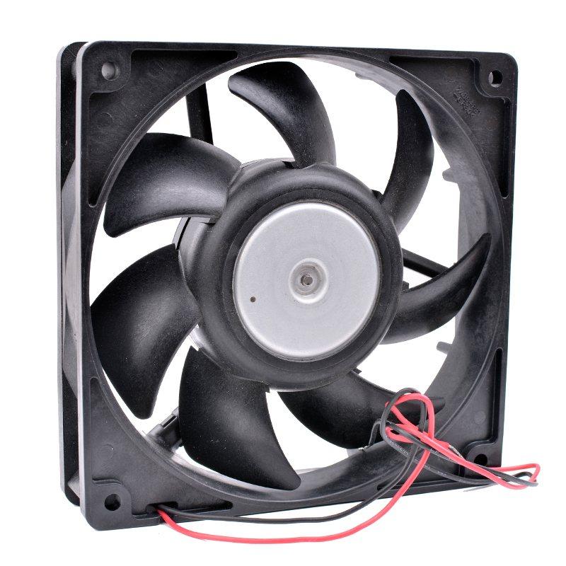Sanyo 9GH1212C402 12CM  DC12V 0.21A server cooling fan