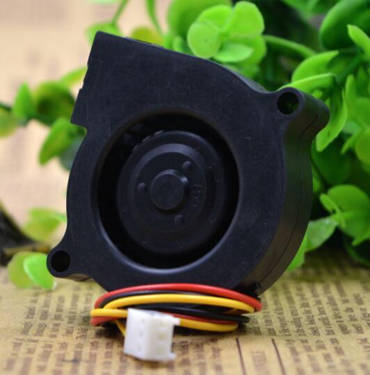 Nidec D05F-12BH 12V 0.25A three line centrifugal turbo fan