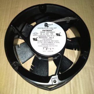 COMAIR ROTRON-PATRIOT PQD48B6D3 160025414A 48V 0.45A fan