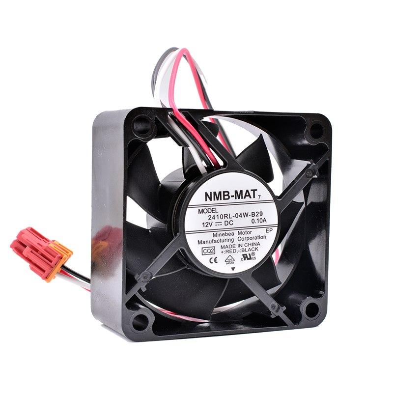 NMB 2410RL-04W-B29 12V 0.10A Washing machine cooling fan