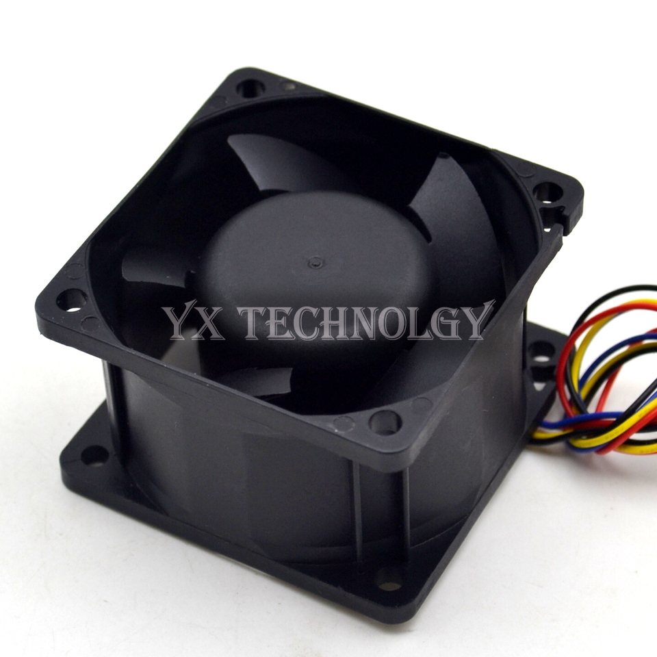 AVC DB06038B12H 6CM 12V 2.4A 60*60*38mm cooling fan