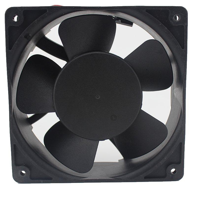 ADDA AD1224HB-F51 12cm DC24V high temperature server inverter cooling fan