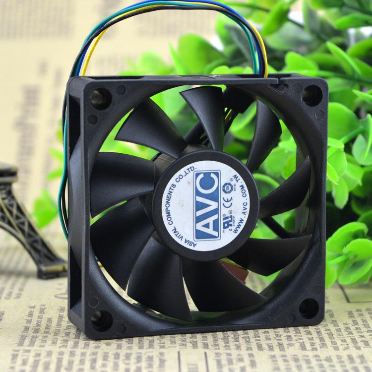 AVC DA07020T12U 12V  ball CPU cooling fan