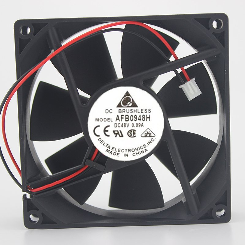 Delta AFB0948H 48V 0.09A 9cm Ball cooling fan
