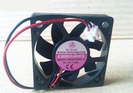 Bi-Sonic BP501024H DC24V 0.09A 5cm inverter fan