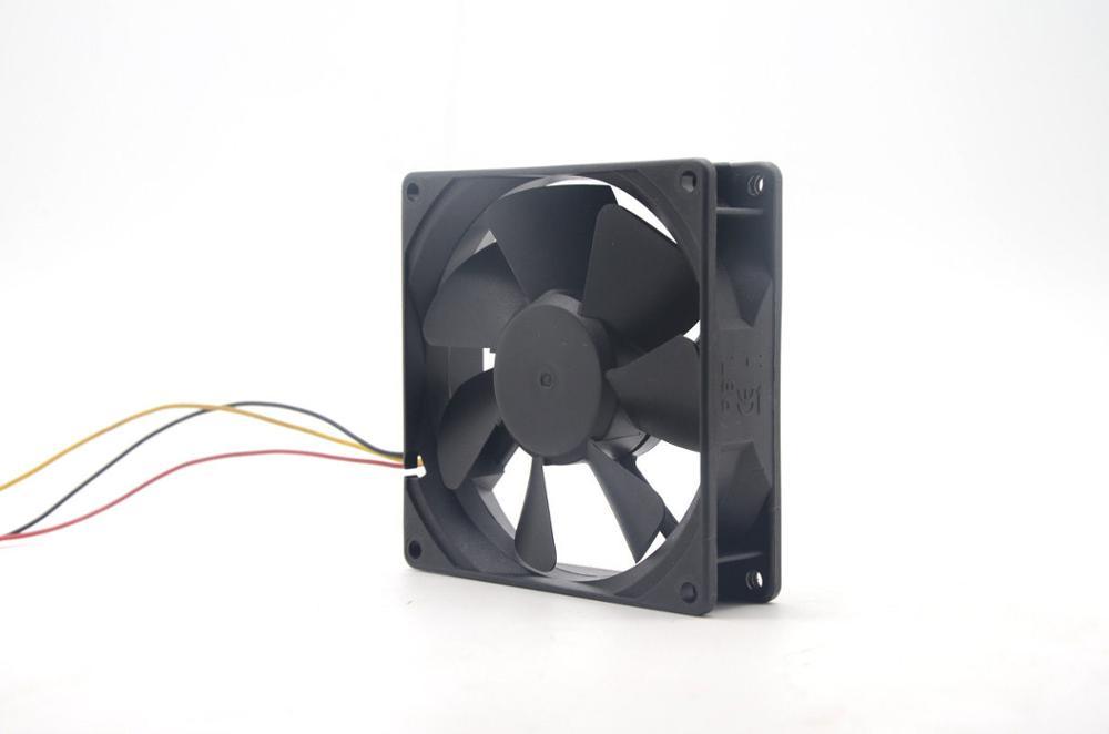 Sunon KDE19PTV3 9cm 9.2cm 9225 9025 12V 1.3W axial cooling fan
