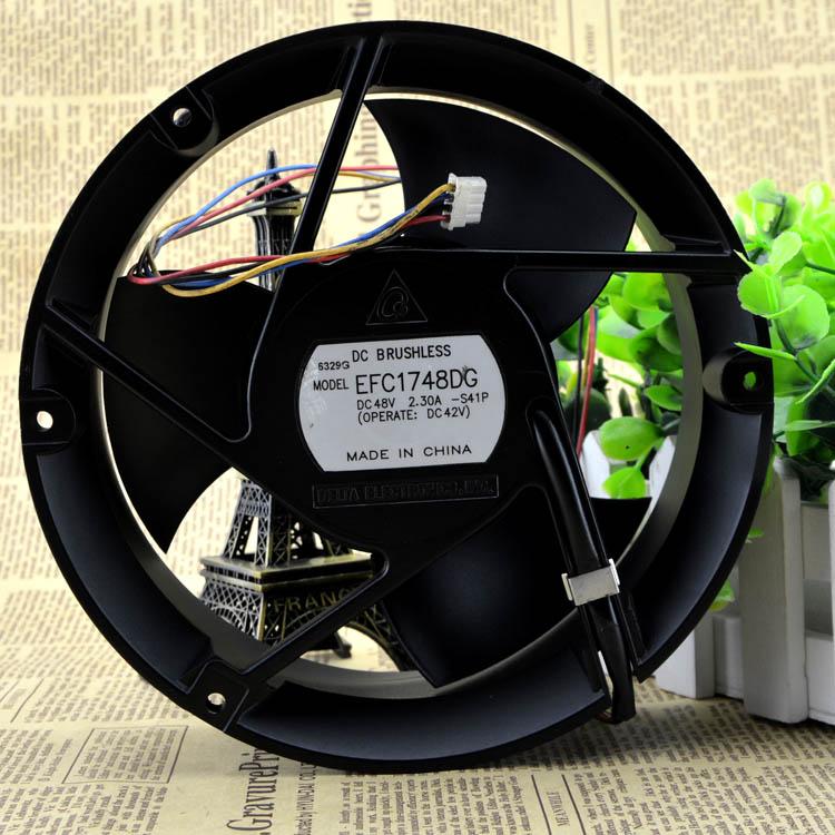 Delta AEFC1748DG 48V 2.30A 4-Wire Inverter cooling fan