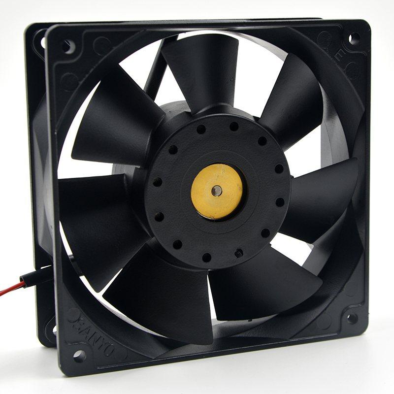 Sanyo 109L1248H182 120L 48V 0.18A  Server cooling fan