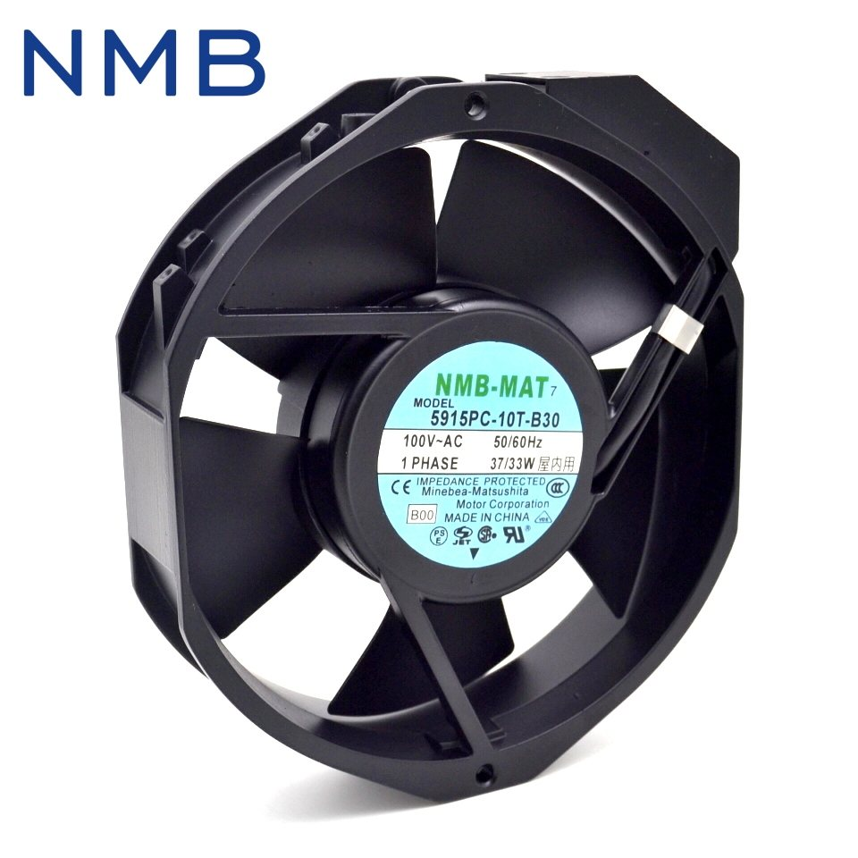 NMB-MAT 5915PC-10T-B30  100V cooling fan
