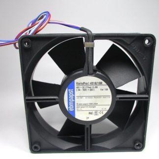 Ebmpapst 4318/19H 48V 36V~50V 13W 4wire Cooling Fan
