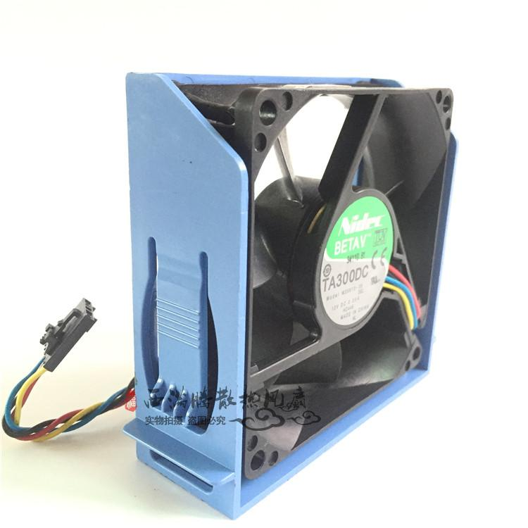 Nidec M35613-35  12V 0.25A 80 * 80 * 25MM server dedicated fan