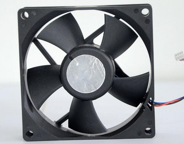 Delta AFB0812MD 80*80*20 DC 12V 0.2A three wire chassis power supply fan cooling device