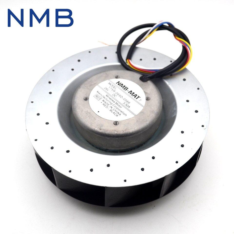 NMB 175R-069D-0566 24V 3.5A inverter centrifugal fan