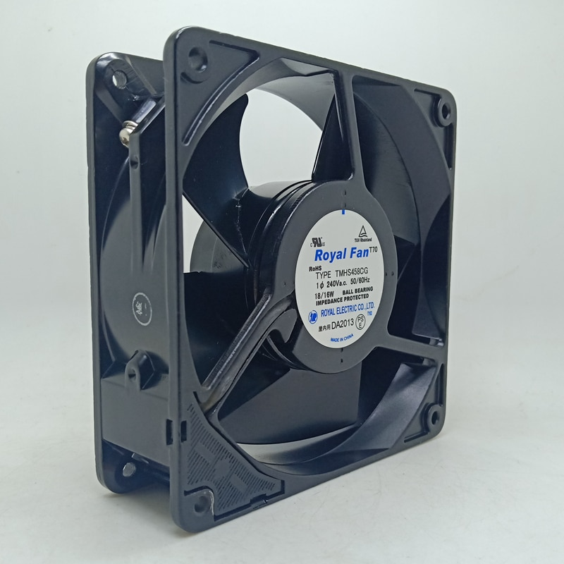 Royal TMHS458CG AC220 230~240V 12CM Industrial cooling Fan