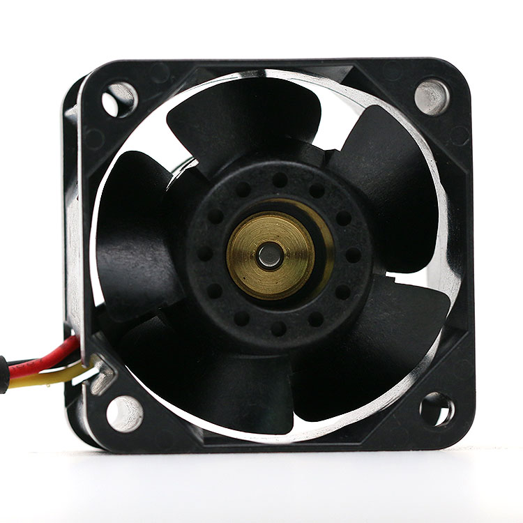 Sanyo 109P0412G3D073 2V 0.31A 3Wire 1U dc axial case Cooling Fan