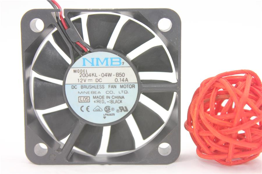NMB 200KL-04W-B50 12V 0.14A projection cooling fan