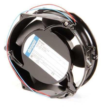 Ebm-Papst DV6424 24VDC 6-1/4″ Round Axial Fan