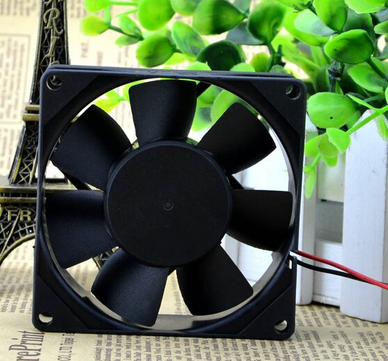 SUNON  KD2408PTB1-6 80*80*25 2.9W 24V dual ball fan cooling fan