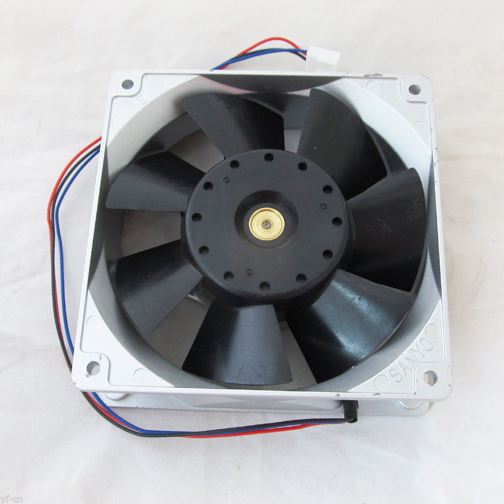 SANYO 109R1248H1151 DC48V San Ace 0.15A Metal Fan