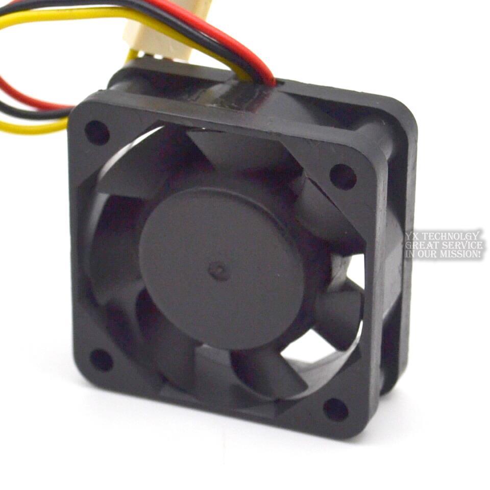 Sanyo 109P0424H7D28  DC24V 0.08A server cooling fan
