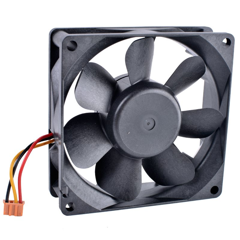 Sanyo 9A0812S404 12V 0.18A Double ball bearing cooling fan