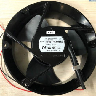 DELTA EFB1748HHG DC48V 0.74A 172x172x51mm Server Cooling Fan